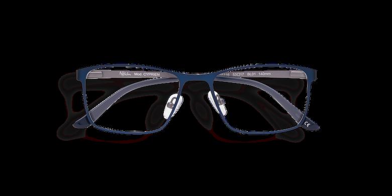 Lunettes de vue homme CYPRIEN bleu