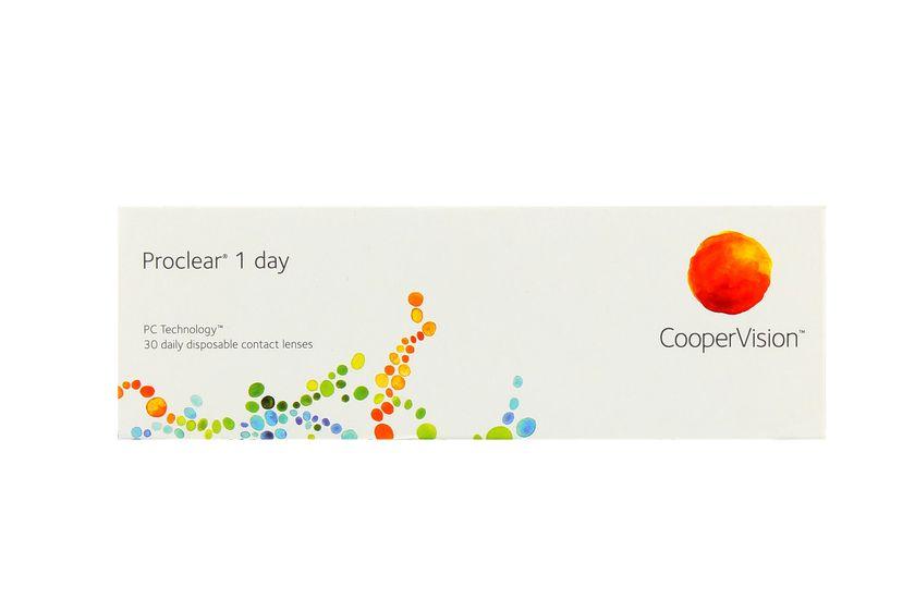 Lentilles de contact Proclear® 1day 30L - danio.store.product.image_view_face