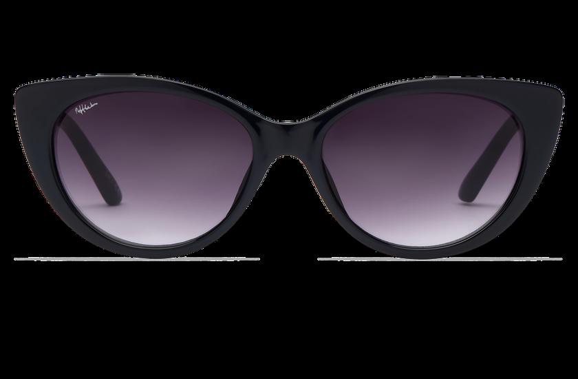 Lunettes de soleil femme OLARIA noir - danio.store.product.image_view_face