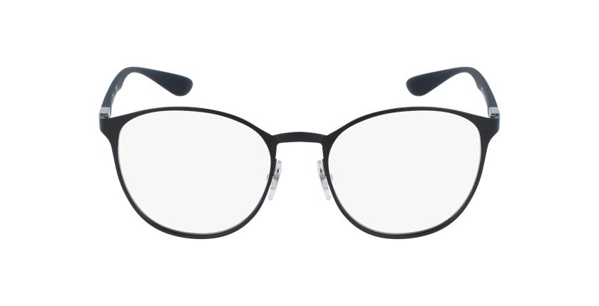 Lunettes de vue 0RX6355 noir - Vue de face