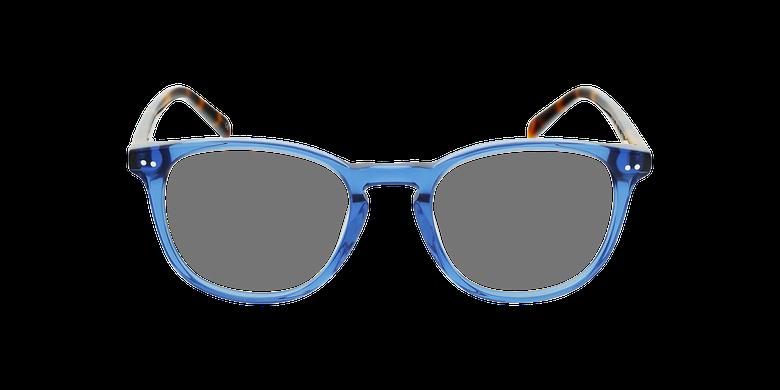 Lunettes de vue homme VIGGO bleu/écailleVue de face