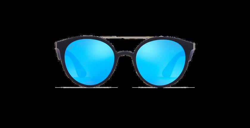Lunettes de soleil homme ANDRES POLARIZED bleu - Vue de face