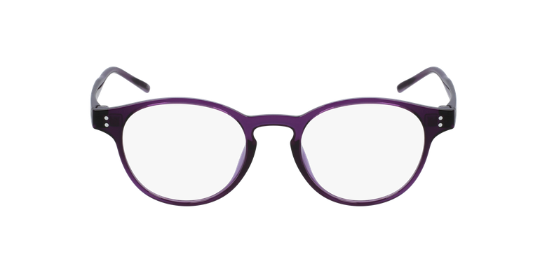 Lunettes de vue MAGIC 48 violetVue de face