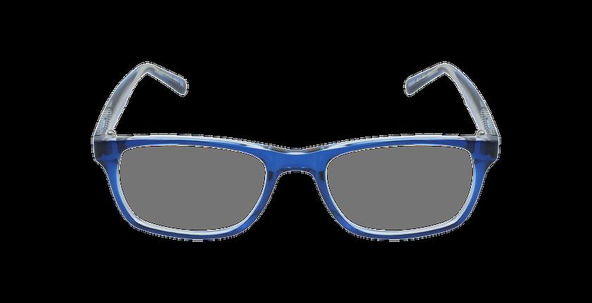 Lunettes de vue enfant RZERO27 bleu - Vue de face