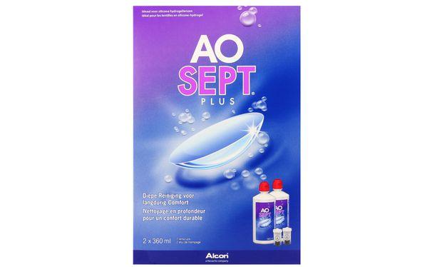 Aosept Plus 2x360ml