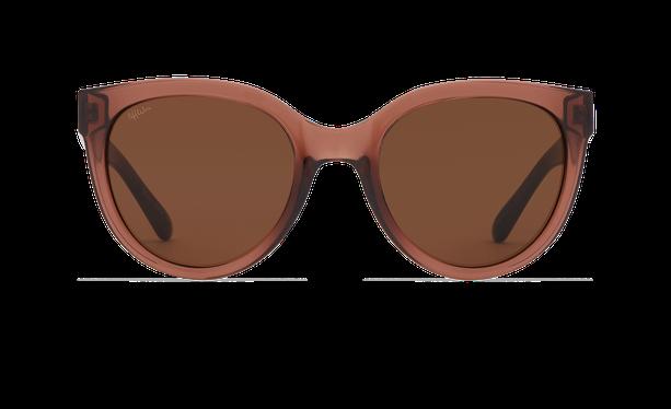 Lunettes de soleil femme CECILIA marron - danio.store.product.image_view_face
