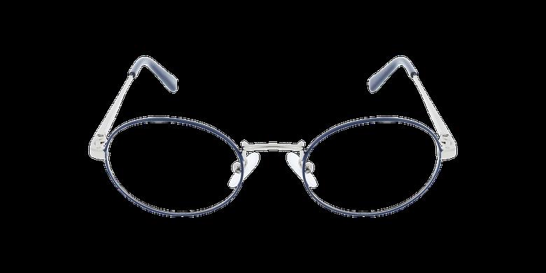 Lunettes de vue NEIL bleu/grisVue de face