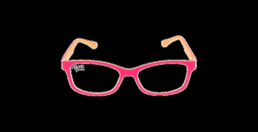 Lunettes de vue enfant LIGHT TONIC rose - Vue de face