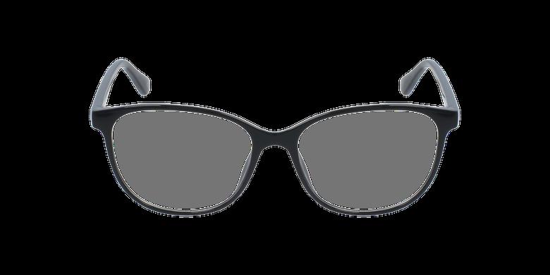 Lunettes de vue femme RZERO1 noirVue de face