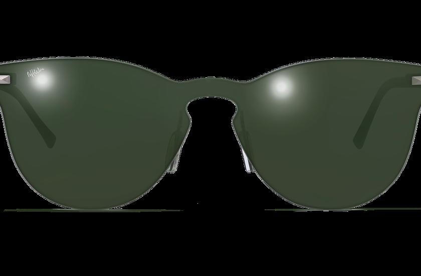 Lunettes de soleil femme COSMOS2 vert - danio.store.product.image_view_face