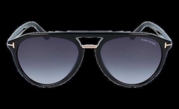 Lunettes de soleil homme BURTON noir - danio.store.product.image_view_face
