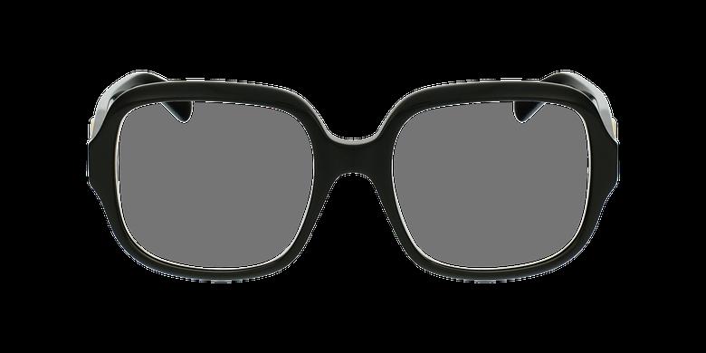 Lunettes de vue femme GG0799O noirVue de face