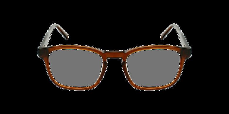 Lunettes de vue homme CLOVIS marron