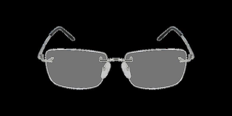 Lunettes de vue homme IDEALE-06 argenté