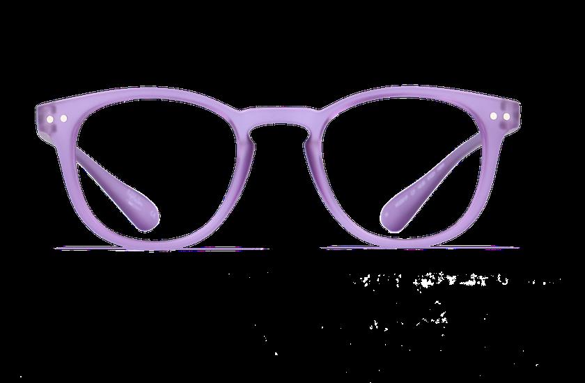 Lunettes de vue BLUE BLOCK MIXTE violet - danio.store.product.image_view_face