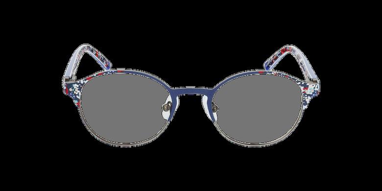 Lunettes de vue enfant FLAME bleu/argenté