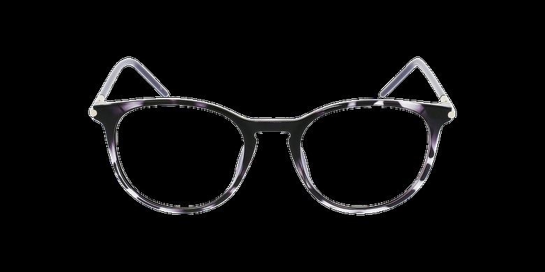 Lunettes de vue femme MAGIC 86 écaille/violetVue de face