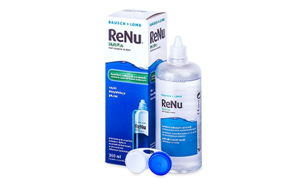 ReNu MPS 360 ml - Vue de face