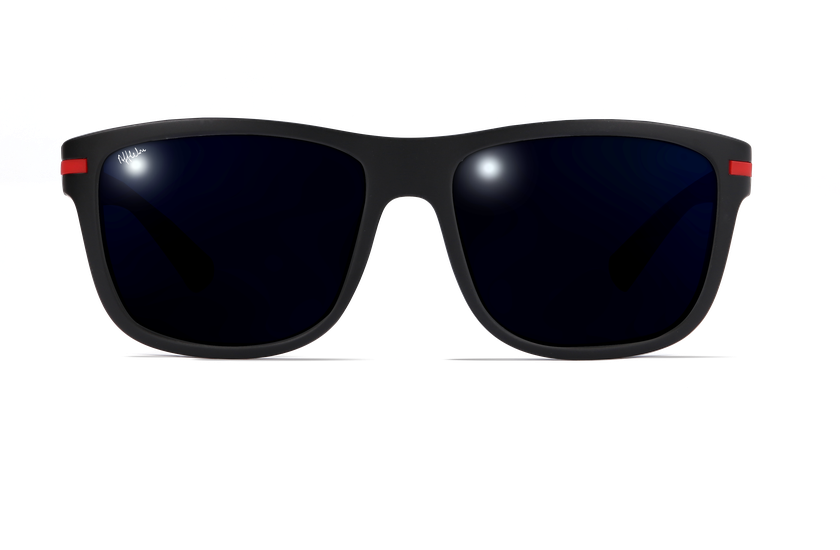 Lunettes de soleil homme DIEGO noir - danio.store.product.image_view_face