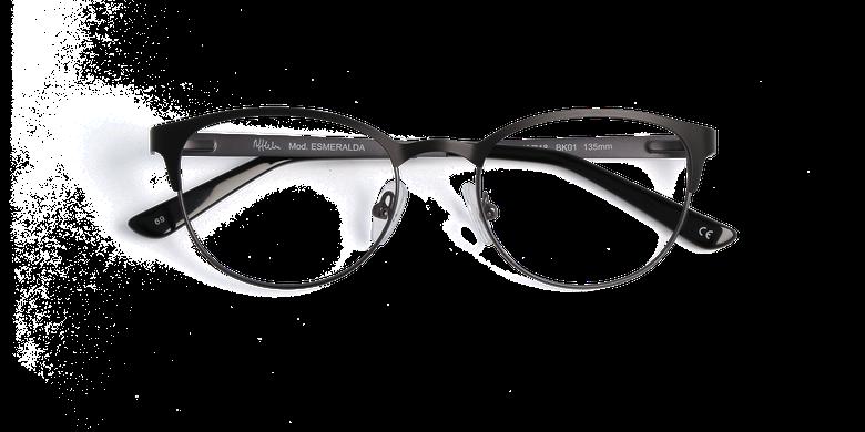 Lunettes de vue femme ESMERALDA noir