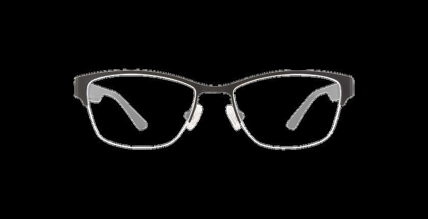 Lunettes de vue femme MIX TONIC 05 noir - Vue de face