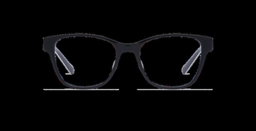Lunettes de vue femme KIERA noir - Vue de face