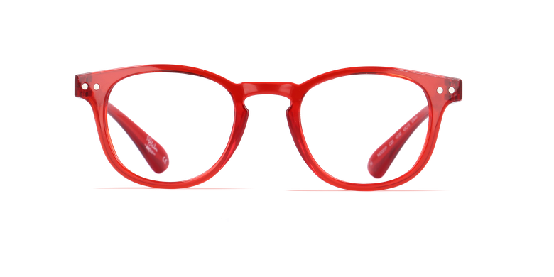 Lunettes de vue enfant BLUE BLOCK ENFANT rouge