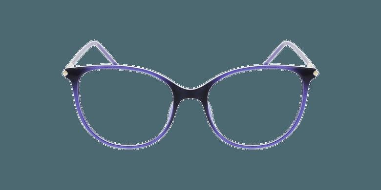 Lunettes de vue femme MAGIC 88 violetVue de face