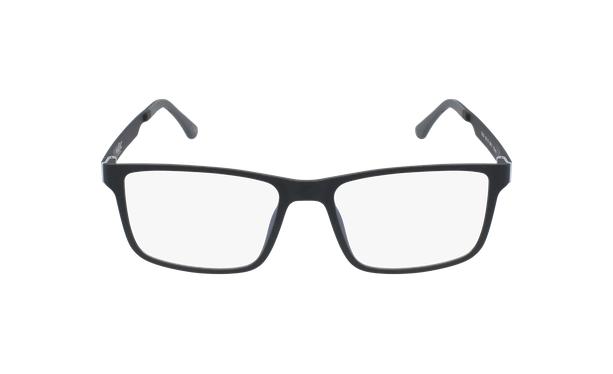 Lunettes de vue homme MAGIC 59 noir - Vue de face