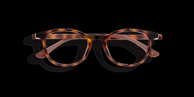 Lunettes de vue femme SMART TONIC 18 écaille/écaille brillant