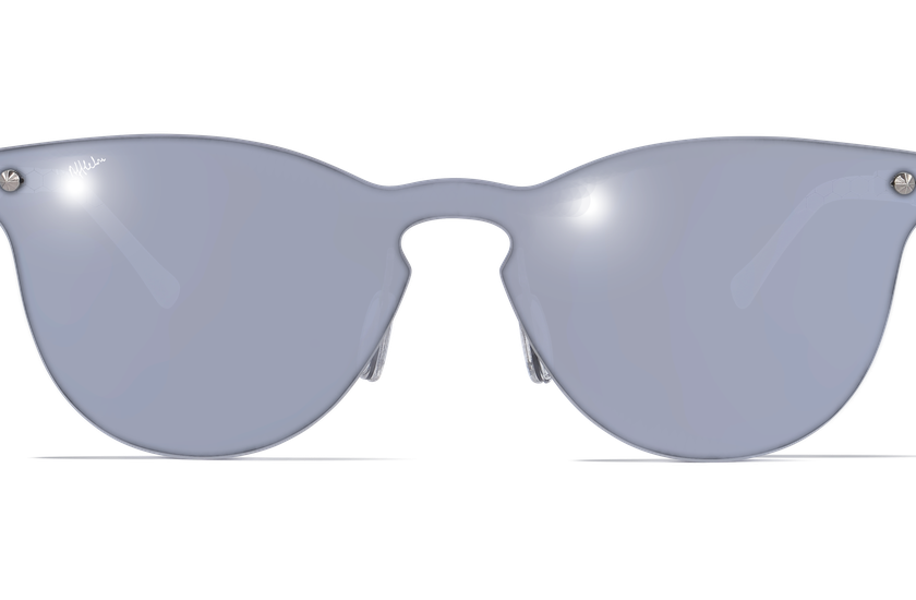 Lunettes de soleil femme COSMOS2 gris - danio.store.product.image_view_face