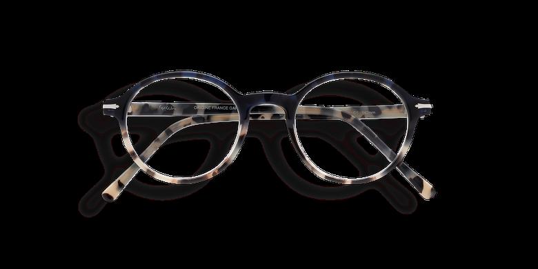 Lunettes de vue homme MORBIER bleu/gris