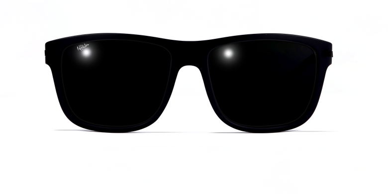 Lunettes de soleil homme DIEGO bleu