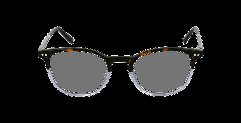 Lunettes de vue RAVEL blanc - Vue de face