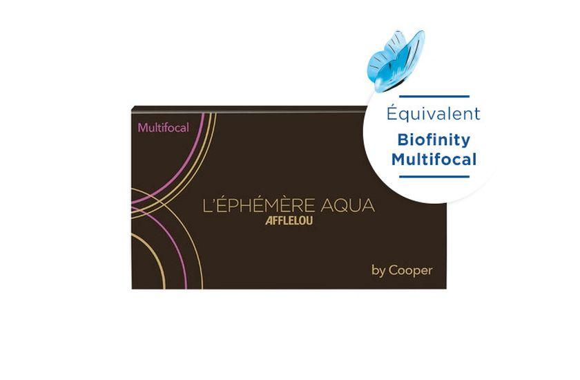 Lentilles de contact Ephémère Aqua Mensuelle Multifocal 6L - danio.store.product.image_view_face
