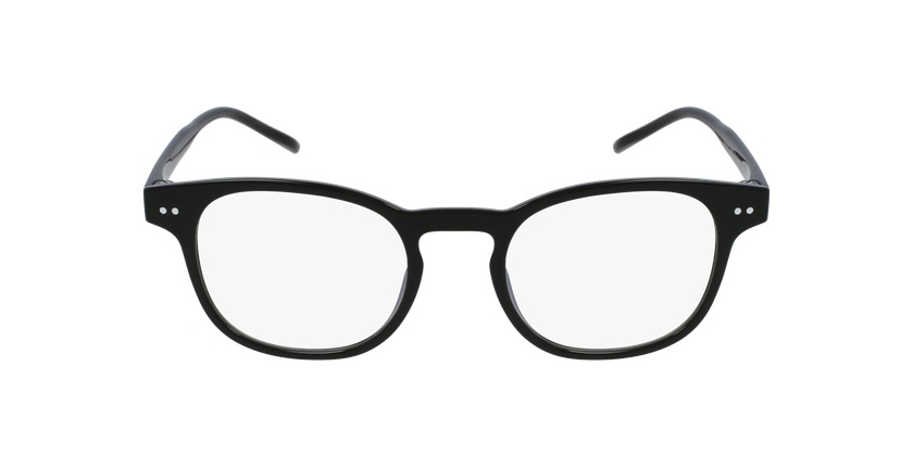 Lunettes de vue enfant MAGIC 50 BLUEBLOCK noir - Vue de face