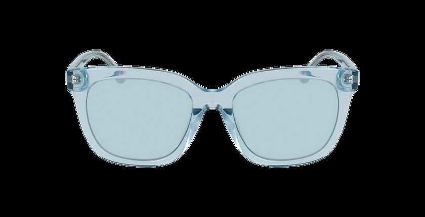 Lunettes de soleil femme PK0018 bleu - Vue de face