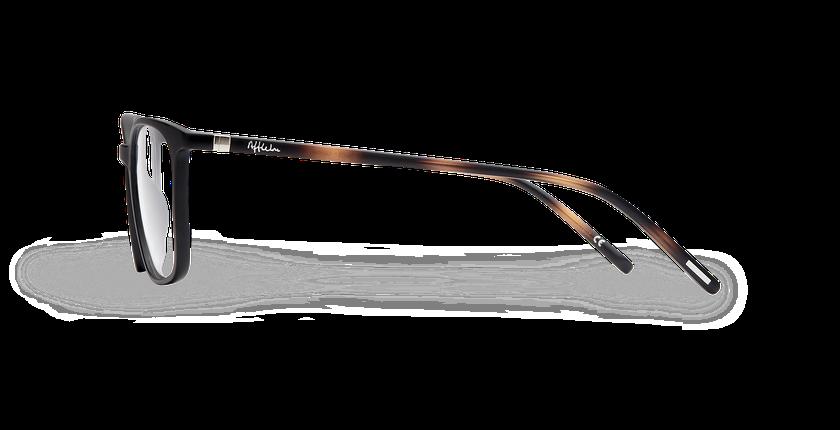 Lunettes de vue homme FLOW noir - Vue de côté