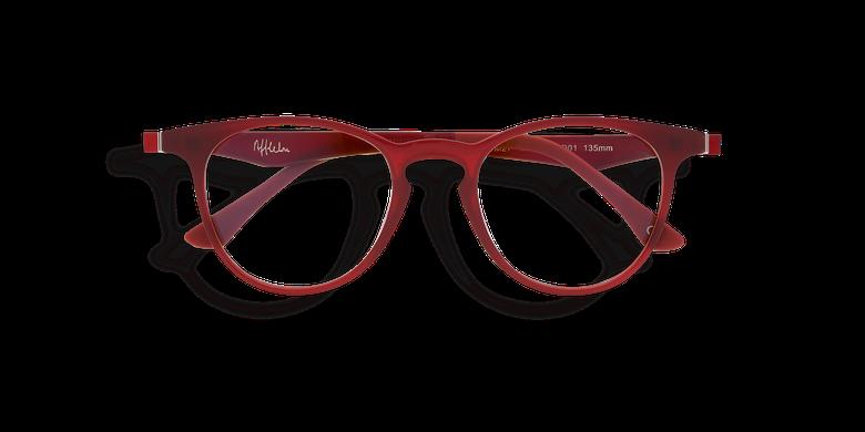 Lunettes de vue MAGIC 27 BLUEBLOCK rouge