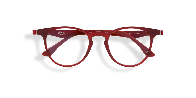 Lunettes de vue MAGIC 27 BLUEBLOCK rouge