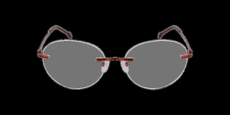 Lunettes de vue femme IDEALE-14 rouge