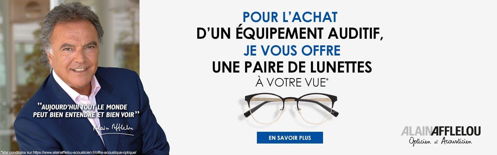 design professionnel bas prix chaussures classiques Opticien Alain Afflelou : Lunettes, lunettes de soleil et ...