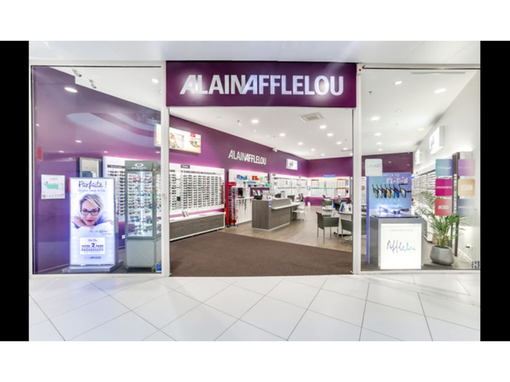 3fb54f48f087f Opticien Afflelou SAINT-PIERRE-D IRUBE - Centre Commercial AMETZONDO ...