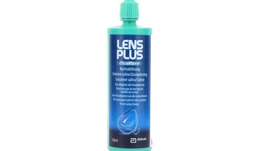 Lens Plus Ocupure 120ml - Vue de face