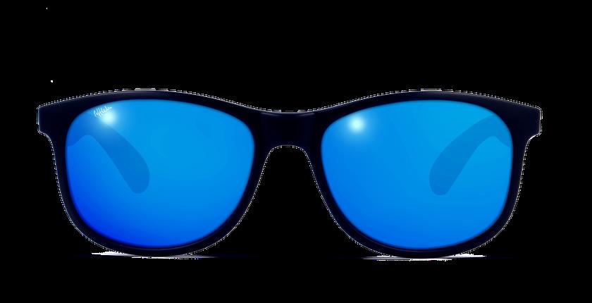Lunettes de soleil homme TAYLOR POLARIZED bleu - Vue de face