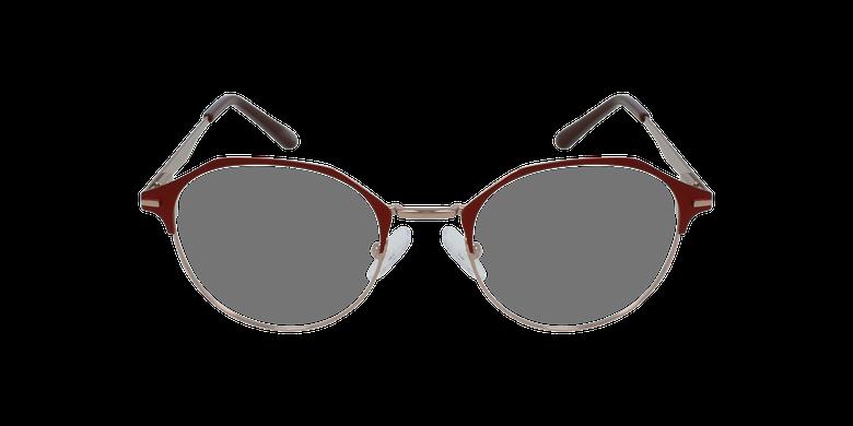Lunettes de vue femme OAF20524 rouge/rose