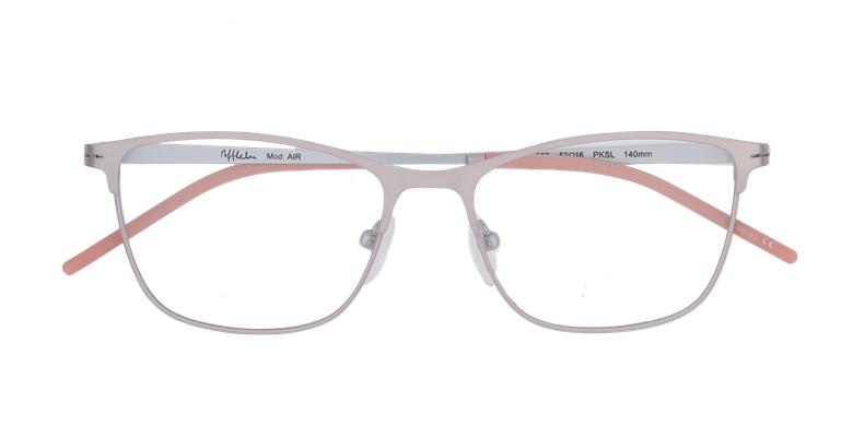 Lunettes de vue femme AIR rose/argenté