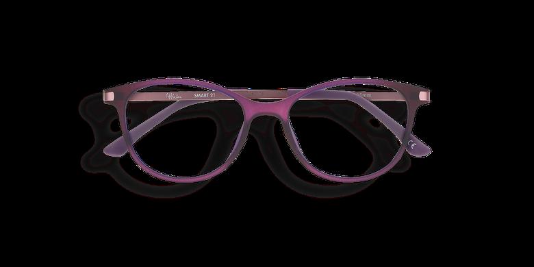 Lunettes de vue femme SMART TONIC 21 violet