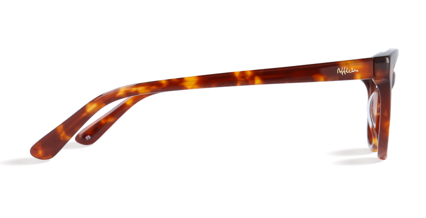 Lunettes de vue femme BETINA écaille - Vue de côté