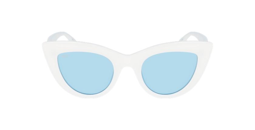 Lunettes de soleil enfant MARILOU blanc - Vue de face